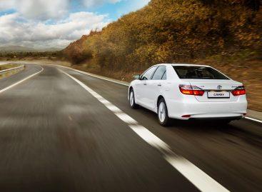 Toyota на 100 000 рублей дешевле