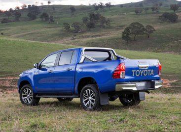 Toyota объявляет выгодные условия на покупку Hilux
