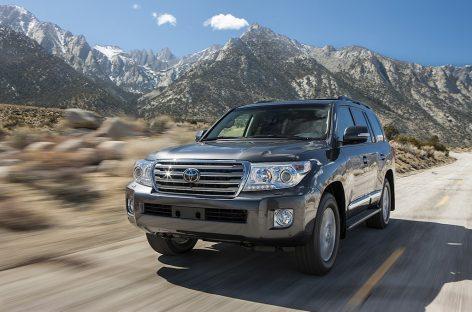 Умельцы доработали УАЗ, поставив двигатель от Toyota Land Cruiser