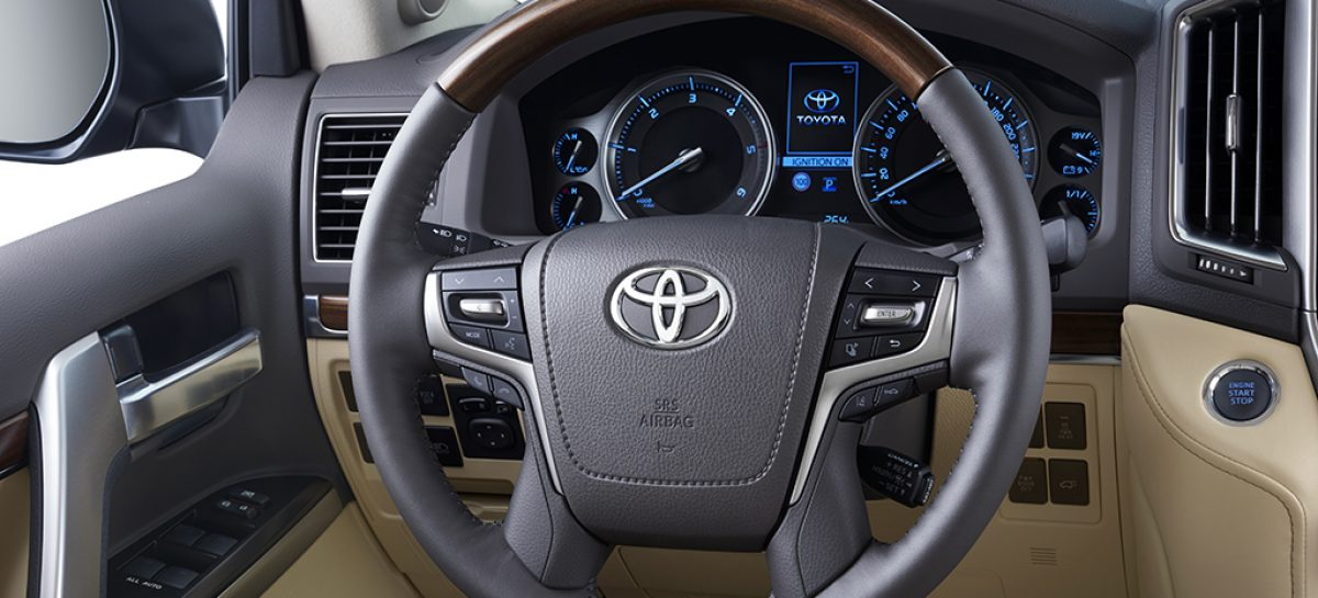 Toyota для Москвы
