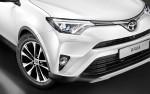 Новый Toyota RAV4 стал более технологичным