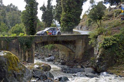 Самое короткое ралли за всю историю WRC