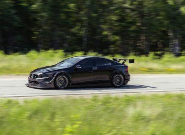 Подразделение Volvo примет участие в автогонках