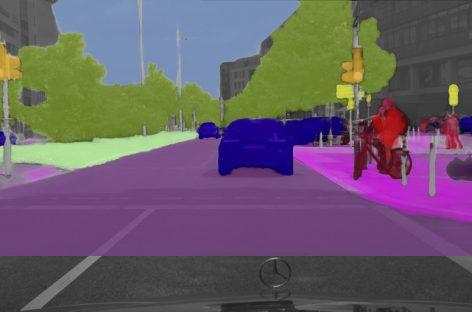 Автомобили смогут видеть