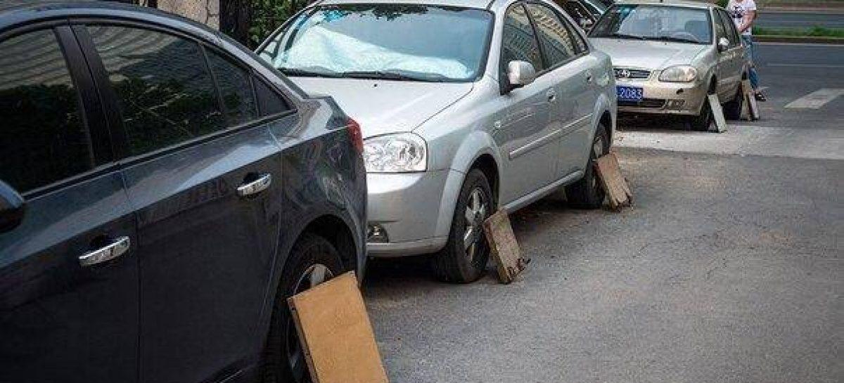 Супер-защита колес