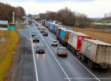 По всей России прошла акция протеста водителей грузовиков