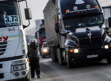 Власти пошли на уступку дальнобойщикам