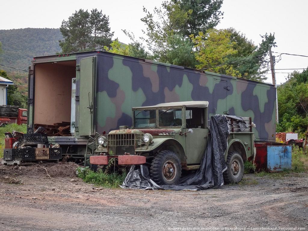 Что-то похожее на Dodge M37