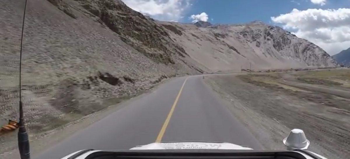 ChinaRally 2015. Серия 10. Подъем на Тибет