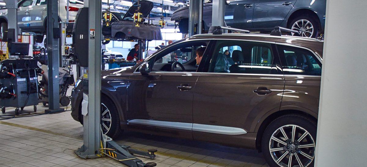 Иногда не верилось, что Audi Q7 пройдет весь маршрут