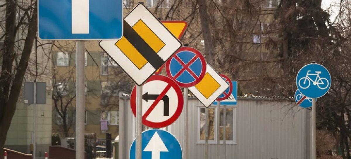 Дорожные знаки ждет масштабная реформа