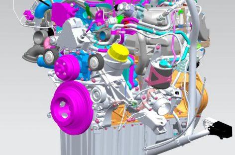 Mercedes в России запускает производство двигателей Евро-5