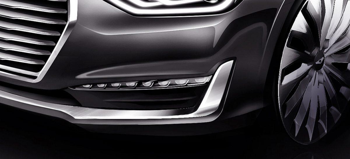 G90 – новый седан Hyundai