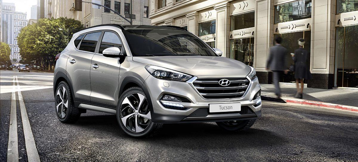 В Калиниграде стартовало производство Hyundai Tucson