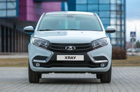 XRay получит большие колеса