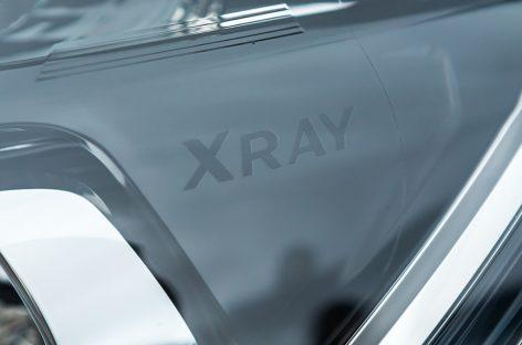 Lada рассекречивает облик XRay