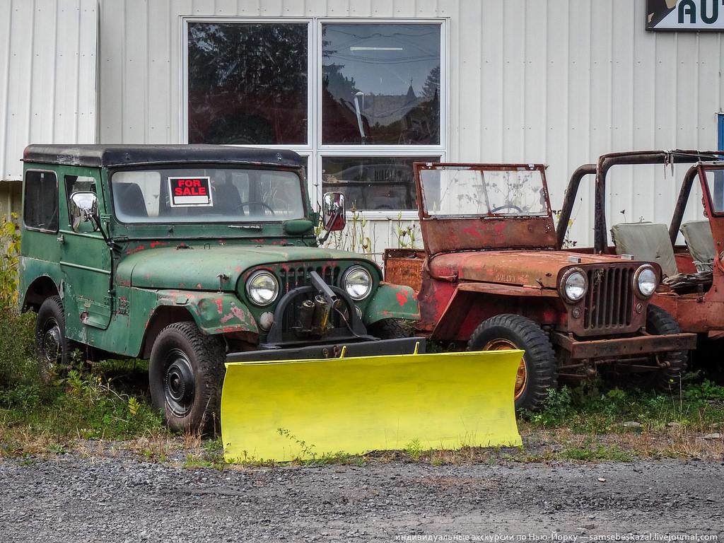 Jeep и Willys