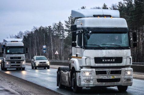 КамАЗ сокращает экспорт