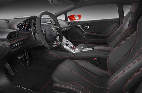 Новый Lamborghini – мощнее, легче, ярче