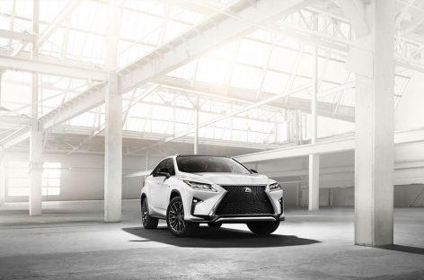 Начат прием заказов на Lexus RX четвертого поколения
