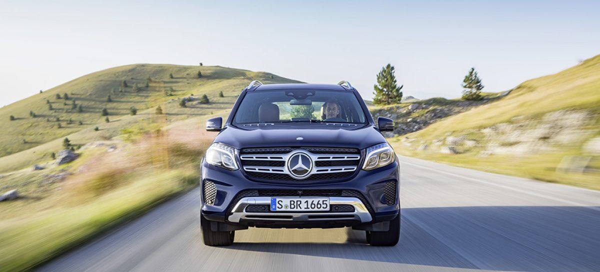 Mercedes демонстрирует рост продаж