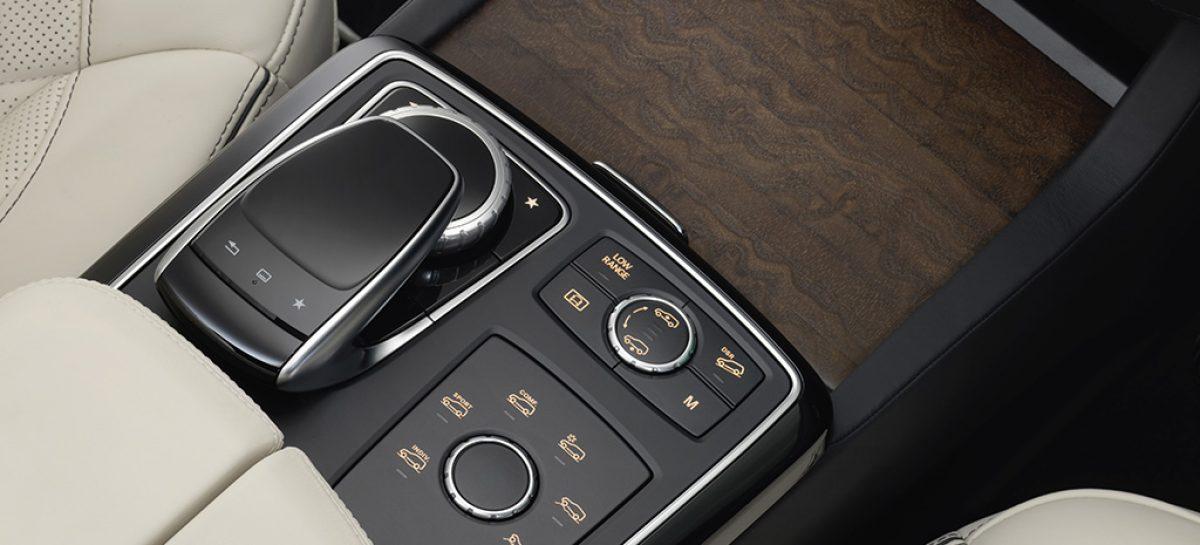 Mercedes GLS – семиместная роскошь