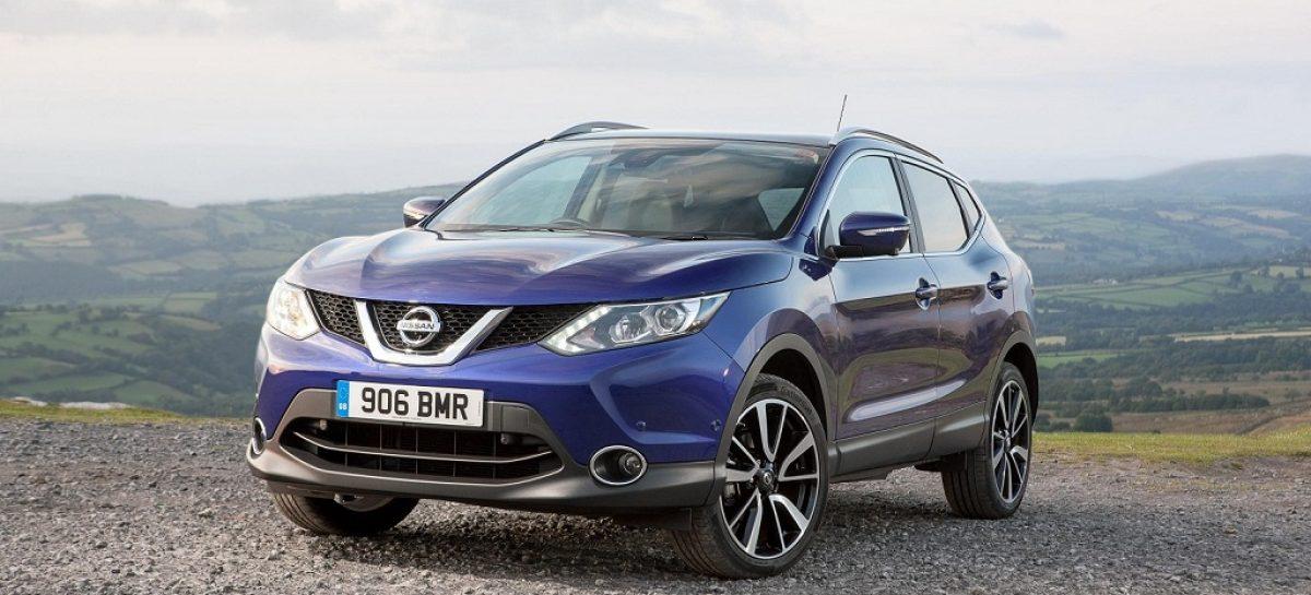 Nissan Qashqai вошел в десятку европейских автомобильных хитов