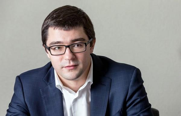 Первый зам главы департамента транспорта Москвы Сергей Андрейкин
