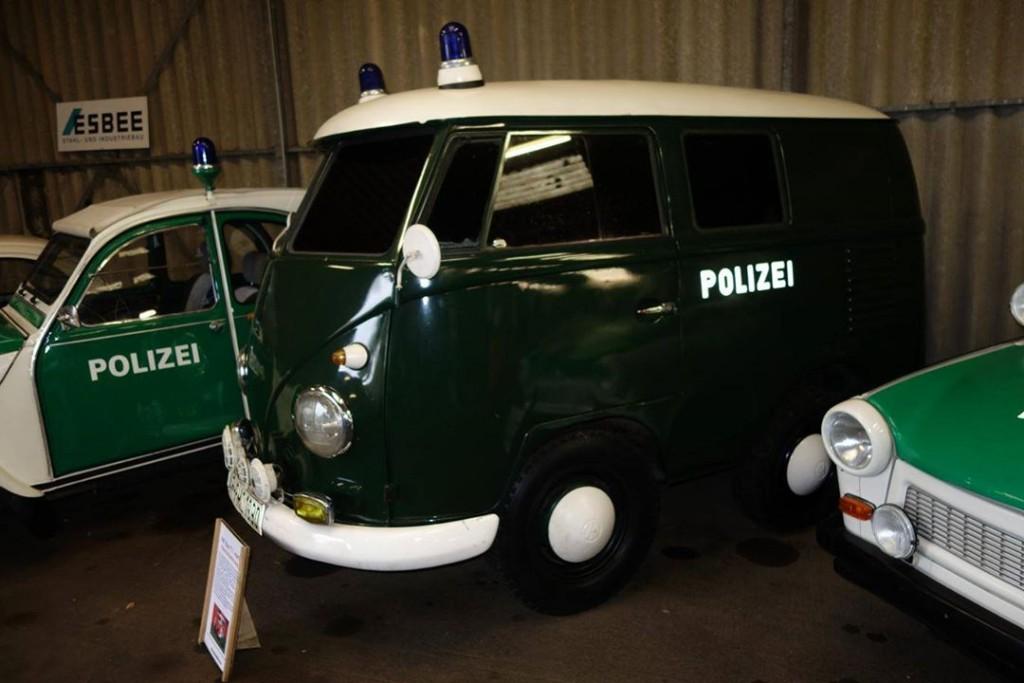Полицейский Volkswagen