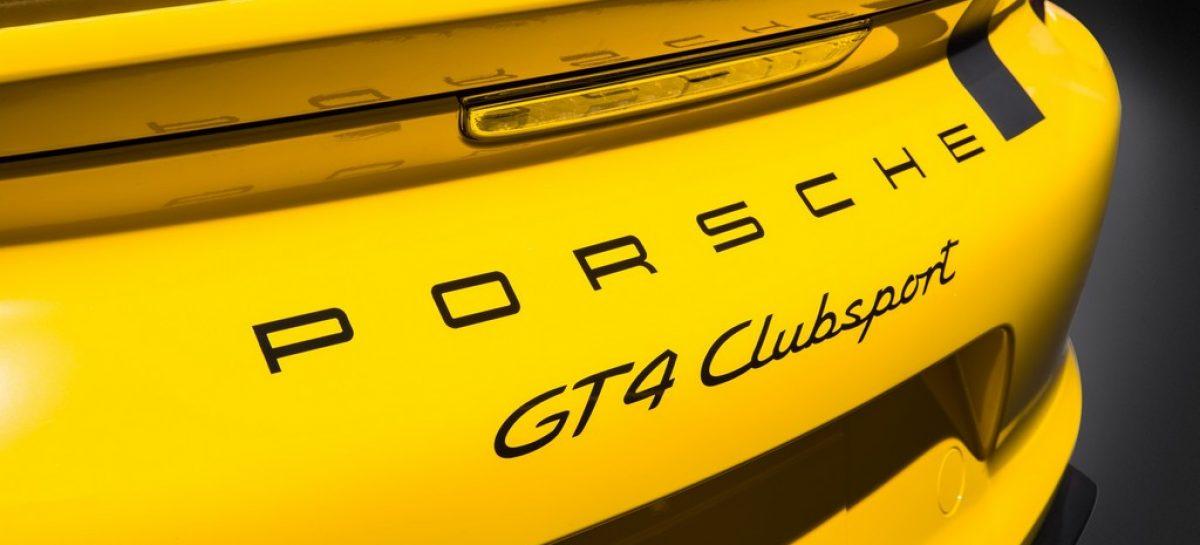 Porsche выпустил новый автомобиль для гонок