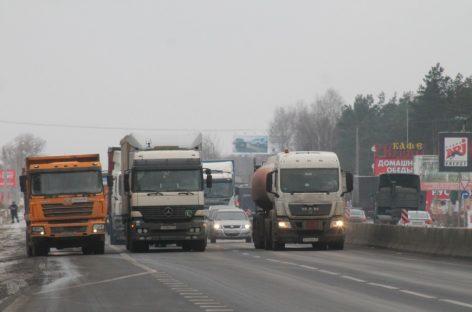 Шипилов: нет у властей законных средств против дальнобойщиков