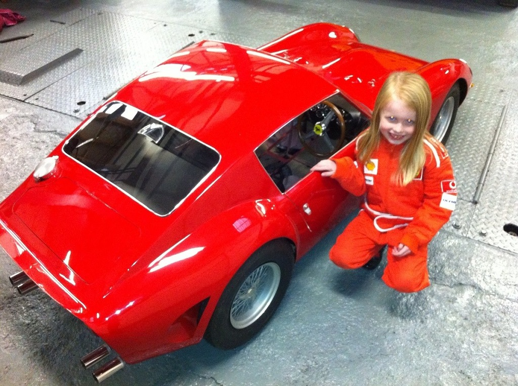 Scarlett's garage