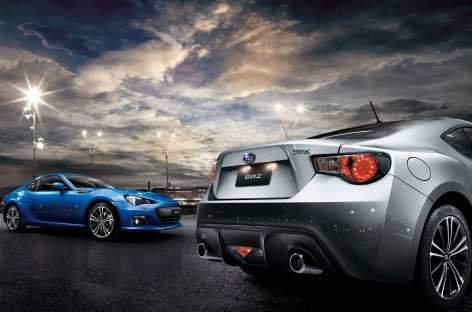 Subaru и Toyota решили объединиться