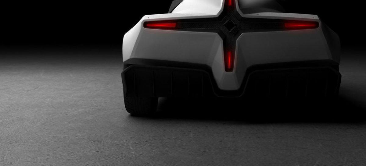М-Zero — первый индийский суперкар