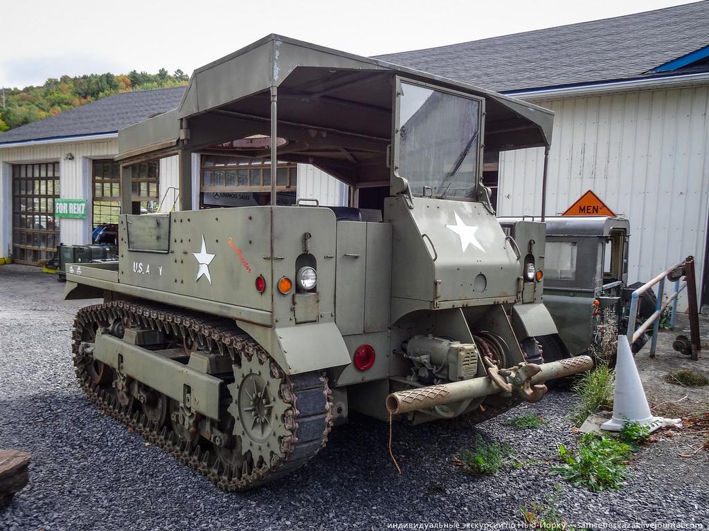 Трактор M5