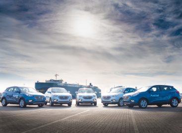 Hyundai, тихо и незаметно…