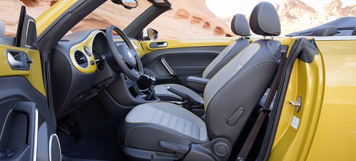 Volkswagen выпускает новый Beetle