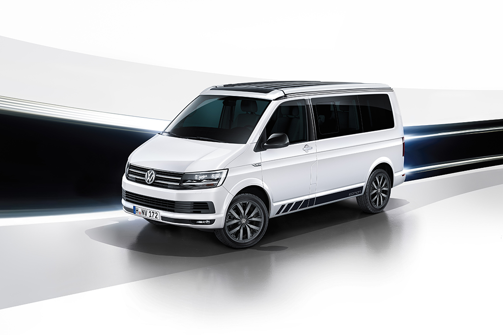 Volkswagen California Edition 30