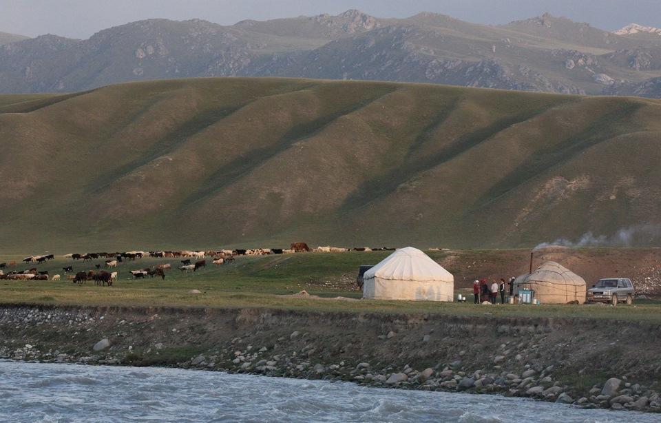 Волок.Туркестан