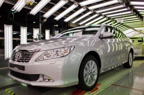 Питерские автомобильные заводы могут остановиться