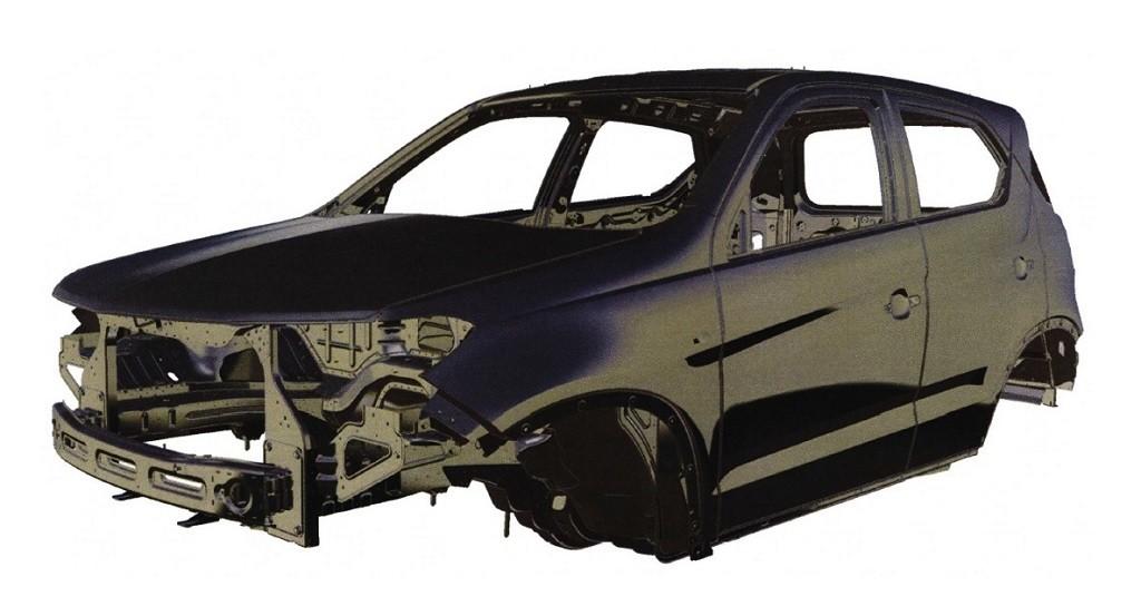 Chevrolet Niva второго поколения