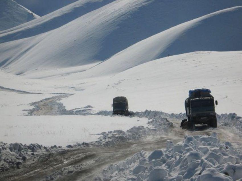 Дороги Якутии