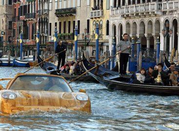 Венецианская Ferrari