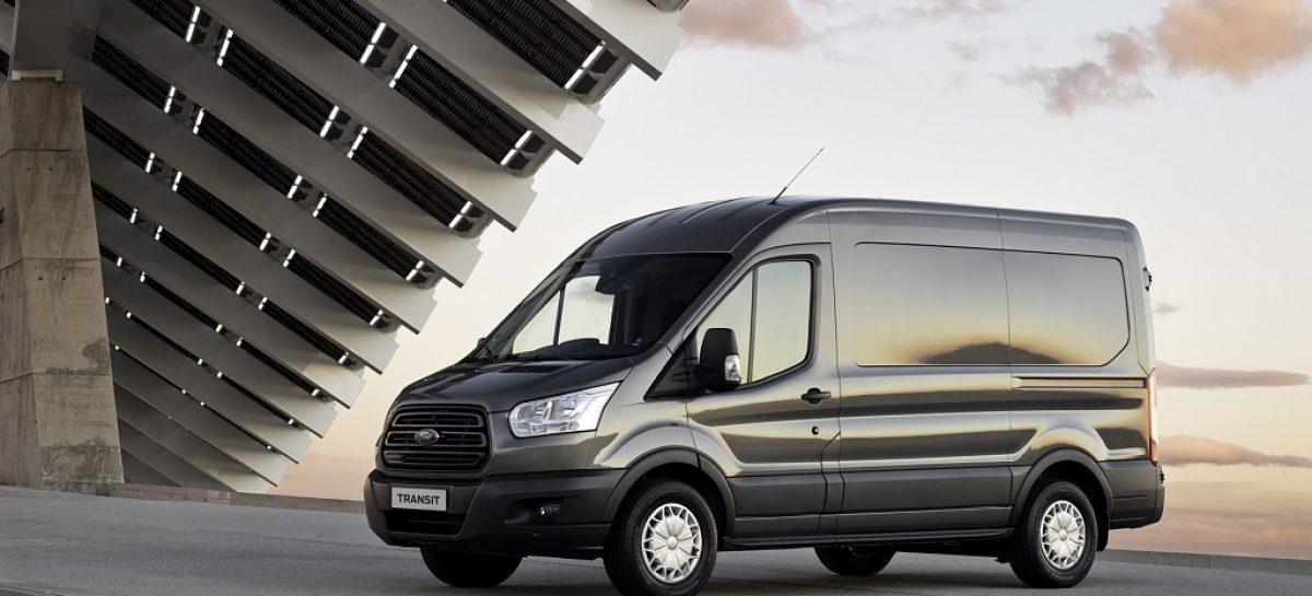 Еще один Ford Transit начали производить в России