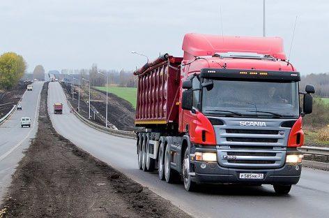 Минтранс: автоперевозчик с неоплаченным штрафом в «Платоне» не сможет пересечь границу