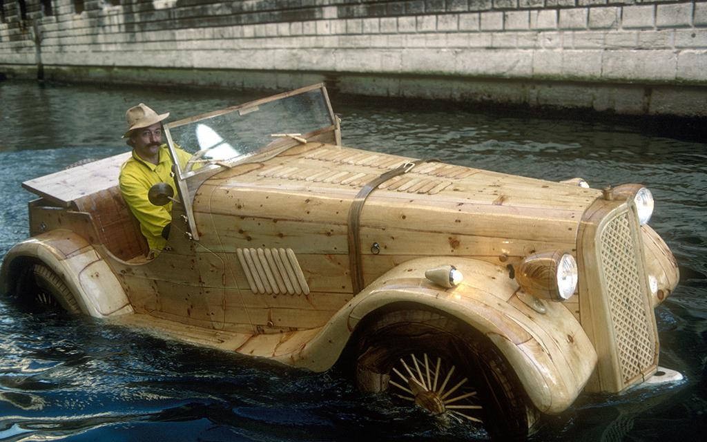 Jaguar Ливио ди Марки