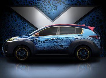 Мистический KIA X-Car