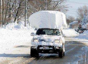 Зима – автомобилисту