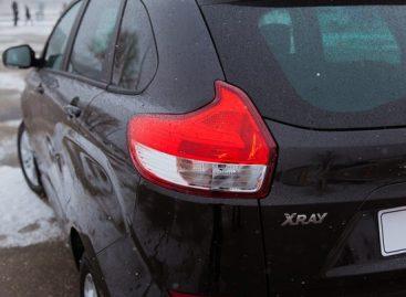 Lada XRay, как она есть