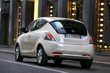 Lancia Ypsilon озарила кончину бренда